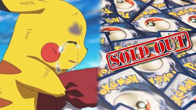 Reventa cartas Pokemon